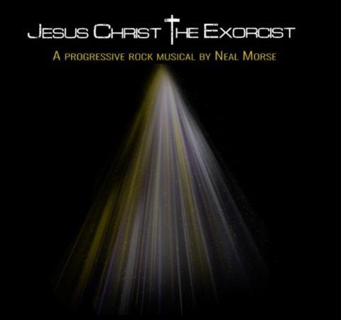 Neal Morse - Jesus Christ The Exorcist - Album Cover
