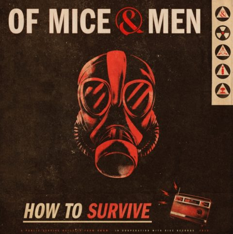 Of Mice And Men - How To Survive - Single cCover