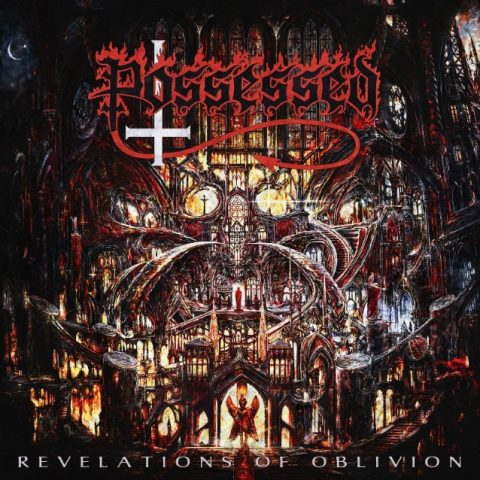 Possessed - Revelations Of Oblivion - Album Cover