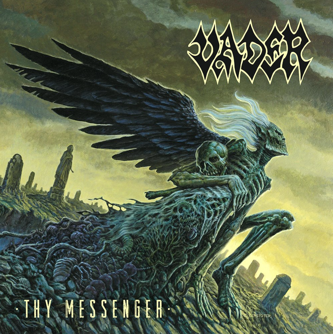 Vader - Thy Messenger - EP Cover