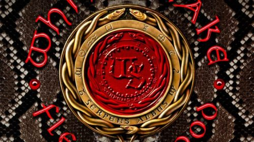 Whitesnake - Flesh & Blood - Album Cover