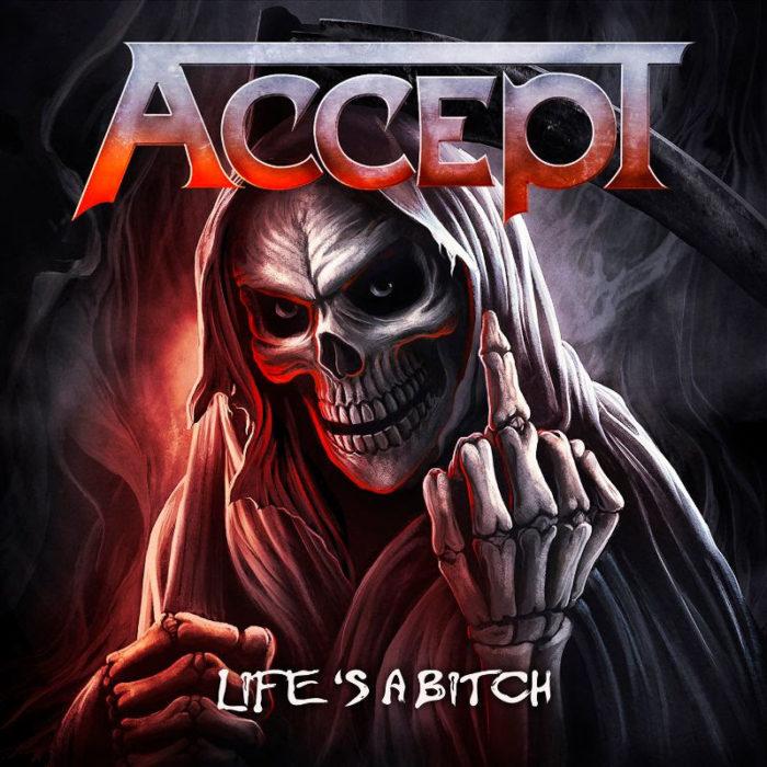 Accept - Life's A Bitch - Album Cover