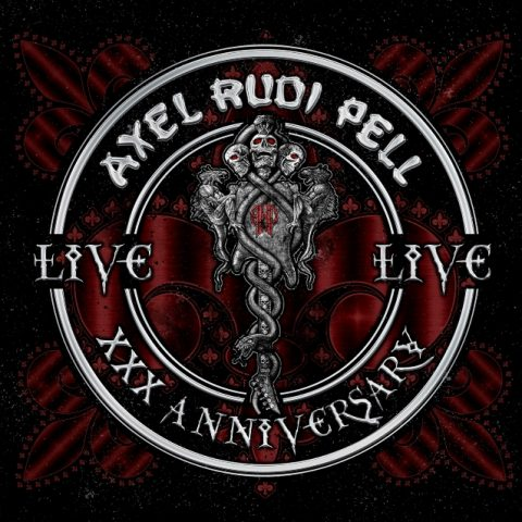 Axel Rudi Pell - XXX Anniversary Live - Album Cover