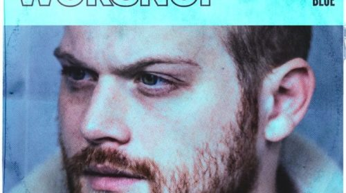 Danny Worsnop - Shades Of Blues - Album Cover