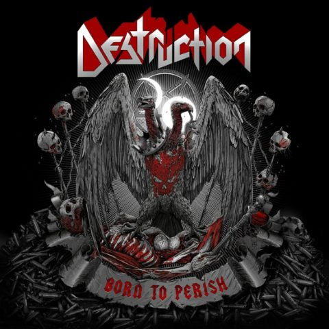 Destruction - Born To Perish - Album Cover