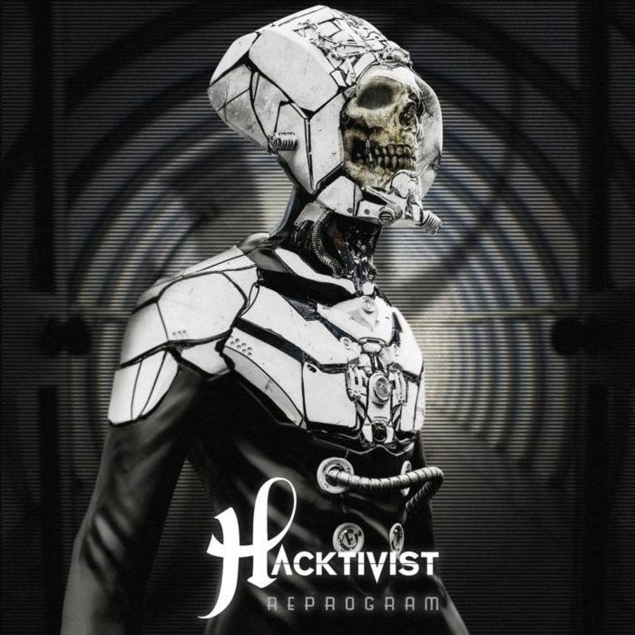 Hacktivist - Reprogram - Single Cover