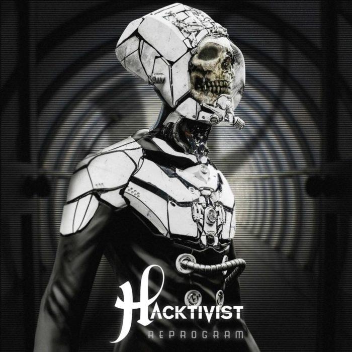 Hacktivist - Reprogram - Single Cover