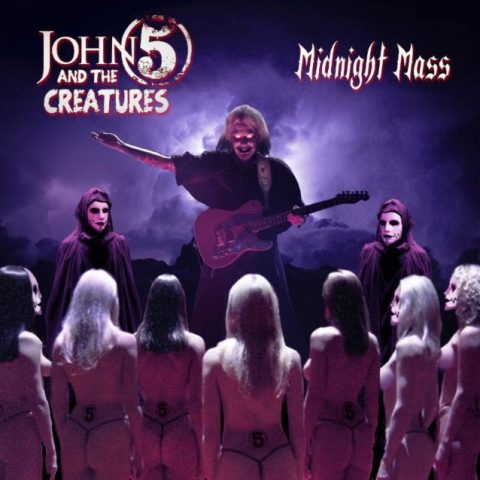 John 5 And The Creatures - Midnight Mess - Single Cover