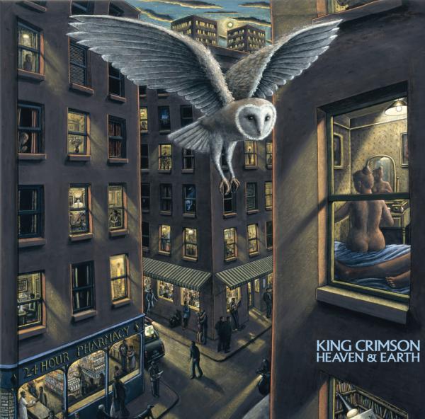 """King Crimson - """"Heaven & Earth"""" - 2019"""