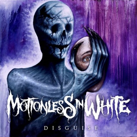 Motionless In White - Disguise - Album Cover