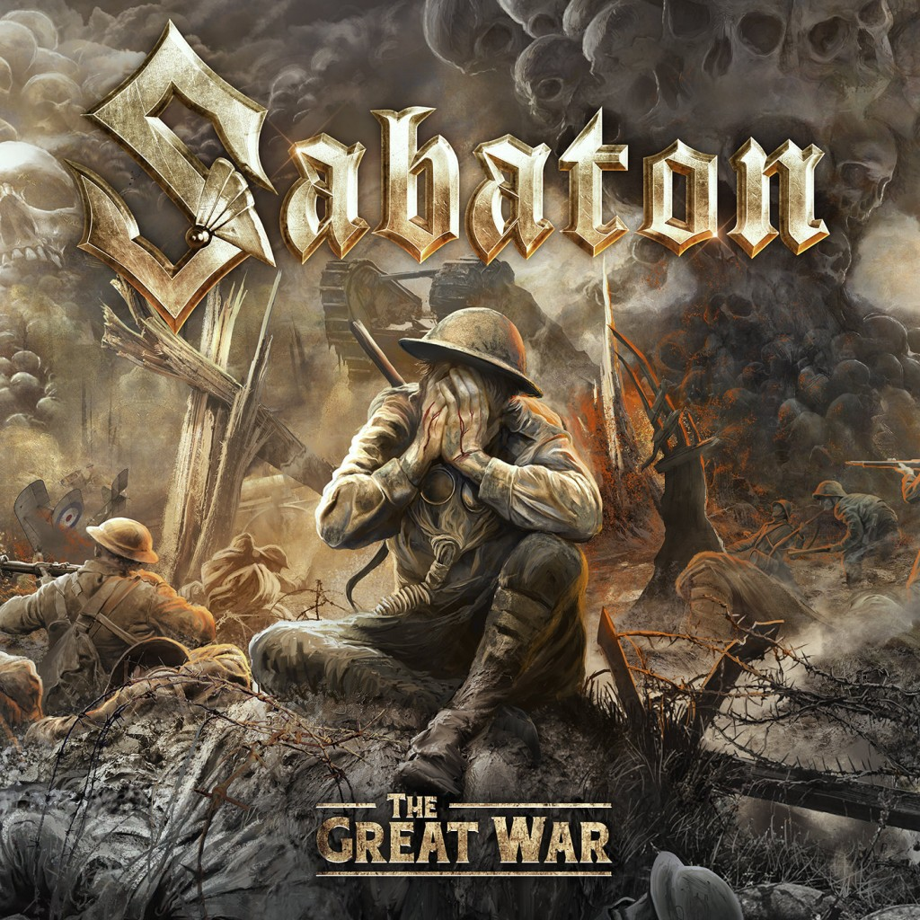 Sabaton - The Great War - Album Cover