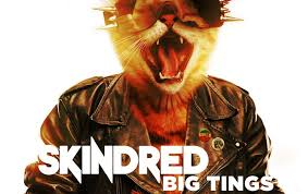 Skindred - Big Tings - Album Cover
