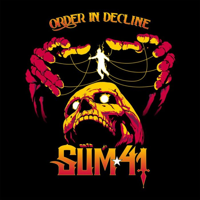 Sum 41 - Order In Decline - Album Cover