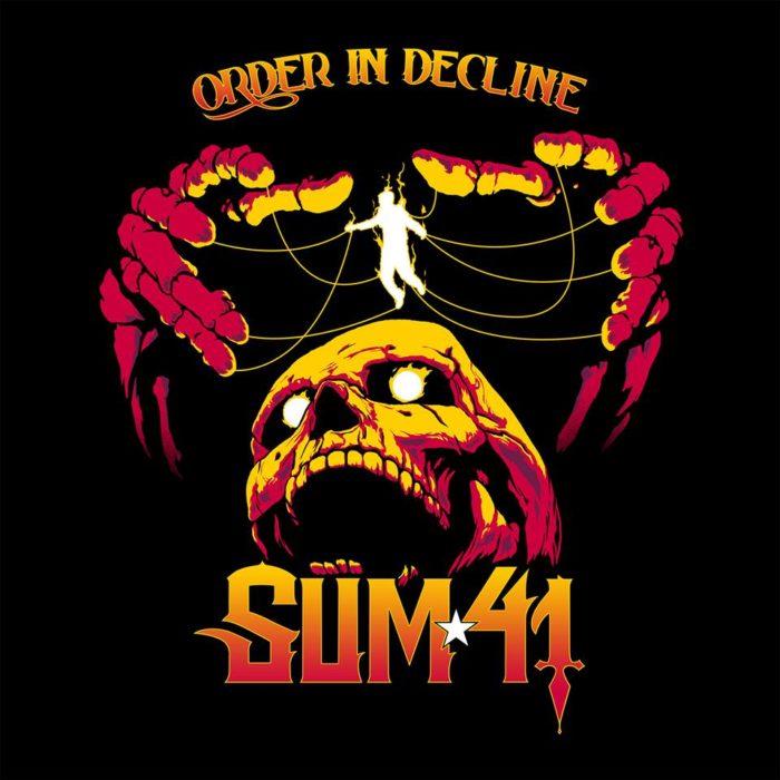 Sum 41 - Order In Decline - Album Cover