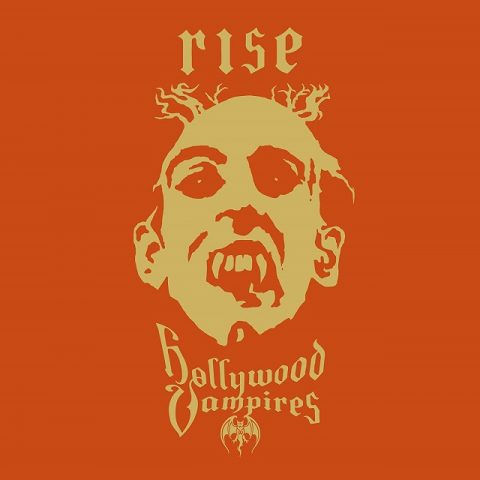 The Hollywood Vampires - Rise - Album Cover