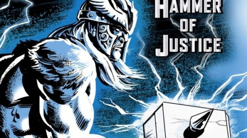 Thor - Hammer Of Justice - Album Cover