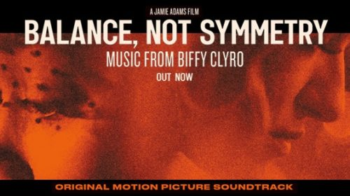 Biffy Clyro - Balance Not Symmetry - Soundtrack Album Cover