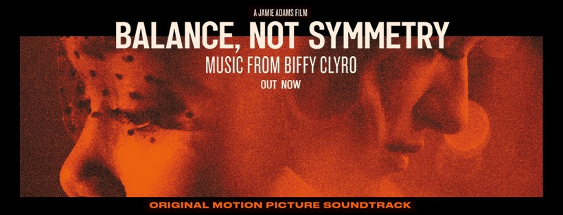 Biffy Clyro - Balance Not Symmetry - Soundtrack Album Cover