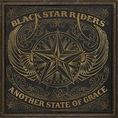 Black Star Riders - Another State Of Grace - Album Cover