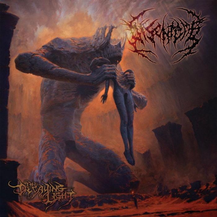 Disentomb - The Decaying Light - Album Cover