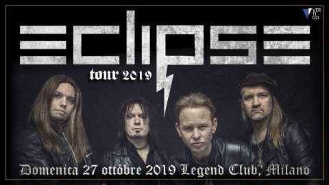 Eclipse - Legend Club - Tour 2019 - Promo