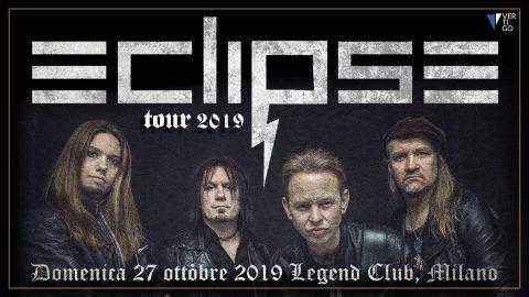 Eclipse - Legend Club - Tour 2019 - Promo