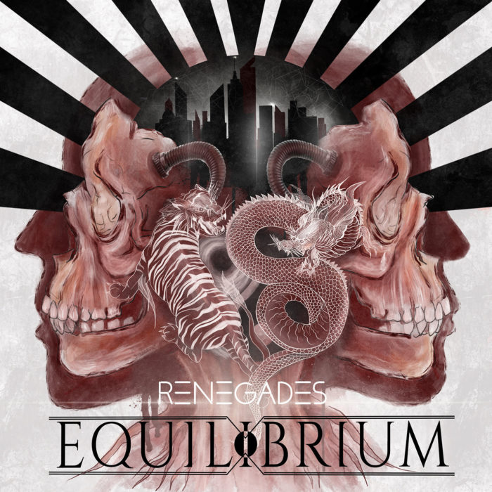 Equilibrium - Renegades - Album Cover