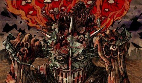 Exumer - Hostile Defiance - Album Cover