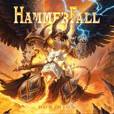 Hammerfall - Dominion - Album Cover