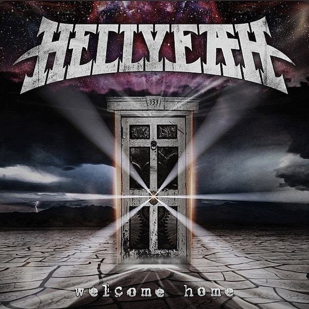 Hellyeah - Welcome Home - Album Cover