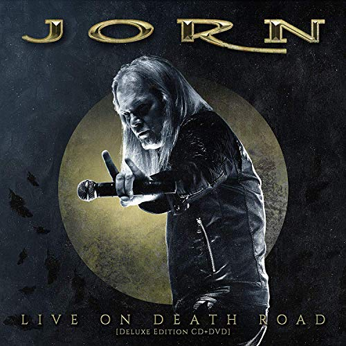 Jorn - Live On Death Road - CD - DVD Cover