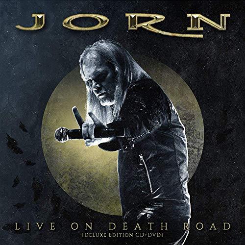 Jorn - Live On Death Road - CD - DVD Cover