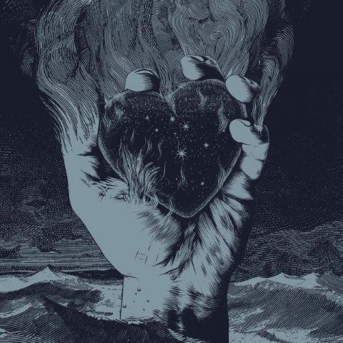 Marco Hietala - Mustan Sydämen Rovio - Album Cover