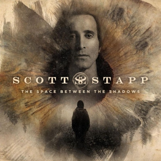 Scott Stapp - The Space Between The Shadows - Album Cover