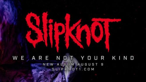Slipknot - We Are Not Your Kind - Album Cover