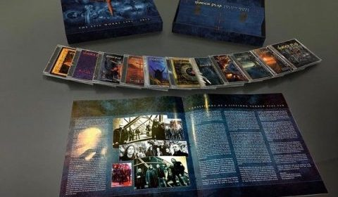 Vanden Plas - Epic Works 1991 - 2015 - Boxset Cover