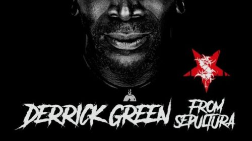 Derrick Green - Legend Club - Vocal Masterclass Tour 2019 - Promo