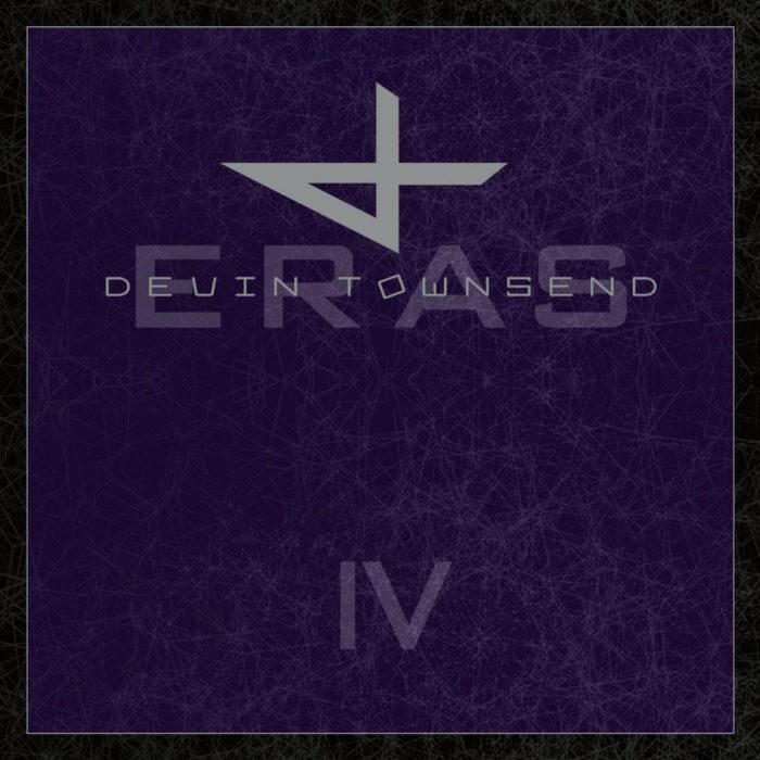 Devin Townsend - Eras IV - Boxset Cover