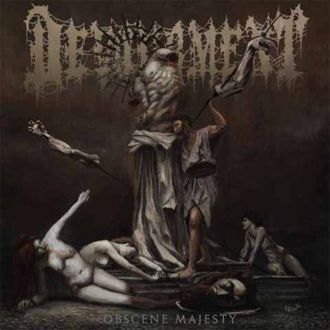 Devourment - Obscene Majesty - Album Cover