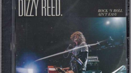 Dizzy Reed - Rock N Roll Ain't Easy - Album Cover