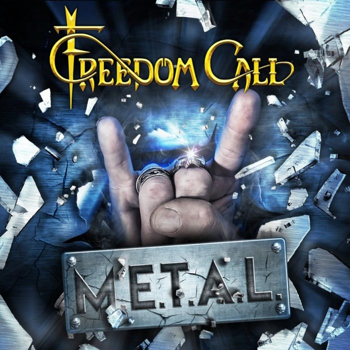 Freedom Call - Metal - Album Cover