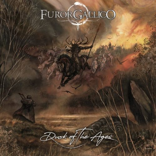 Furor Gallico - Dusk Of The Ages - Album Cover