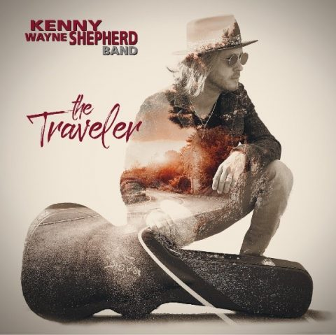 Kenny Wayne Sheperd Band - The Traveler - Album Cover