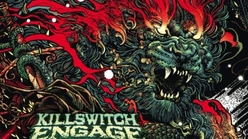 Killswitch - Engage - Atonement - Album Cover
