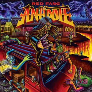 Red Fang - Antidote - Single Cover