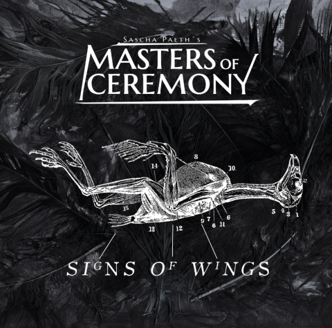 Sascha Paeths Masters Of Ceremony - Signs Of Wings - Album Cover