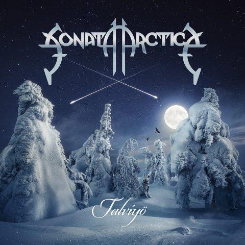 Sonata Arctica - Talviyo - Album Cover