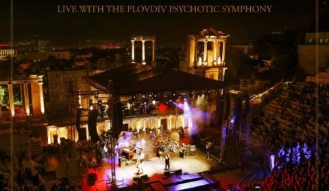 Sons Of Apollo - Live With The Plavdiv Psychotic Symphony - Album Cover