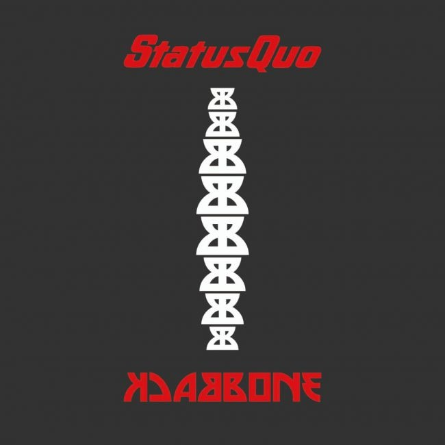 Status Quo - Backbone - Album Cover