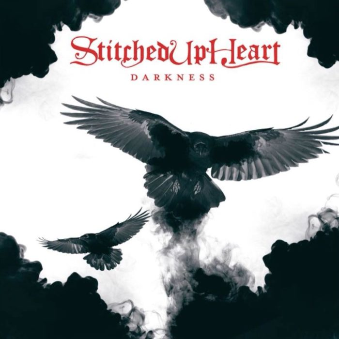 Stitched Up Heart - Darkness - Album Cover